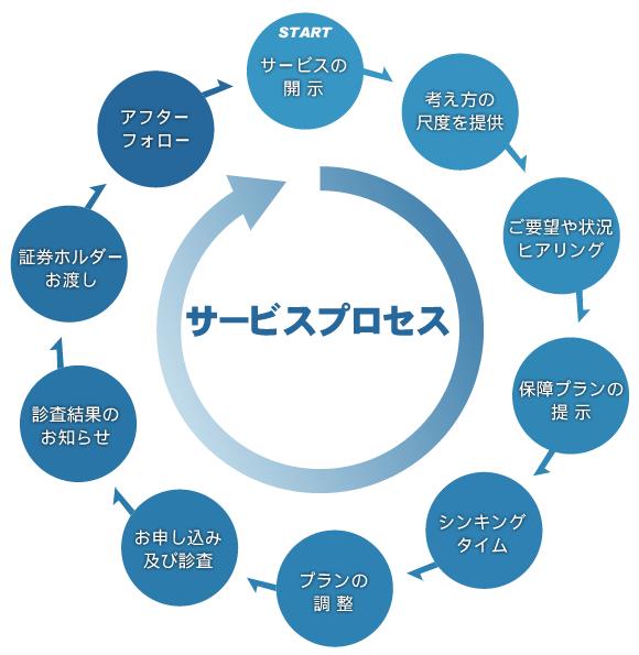 service-prosess